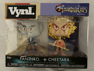 Panthro-amp-Cheetara-Thundercats-Classic-Funko-Vynl-2-Pack-In-Box-Fast-Sale