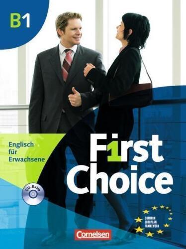 1 von 1 - First Choice B1. Kursbuch mit Home Study CD, Classroom CD und Phrasebook von...