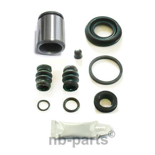 Kolben hinten 34mm Hyundai i10 Kia Cerato Nissan Bremssattel Reparatursatz inkl