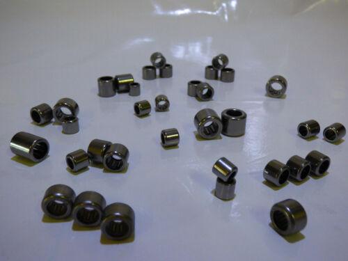 Nadellager HK 1214 RS 12 x 18 x 14 mm DIN 618-1 Nadelbüchse Nadelhülse