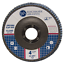 "10 Pack 4.5"" x 7//8/"" Professional 80 Grit Zirconia Flap Disc Grinding Wheels T29"