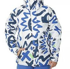 026515476b66 Quiksilver White-thunderbolts Mission Printed Kids Snowboarding ...
