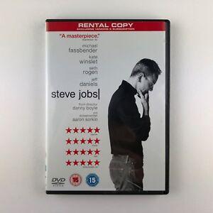 Steve Jobs (DVD, 2016) r