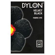 Dylon lavatrice tessuti colorante – 200g – Velluto Nero