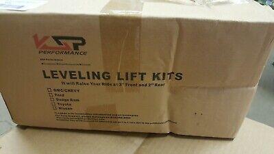 "Steel Leveling KitFront 3/"" Rear 2/""Tacoma 6-Lug 2005-2017 2WD"