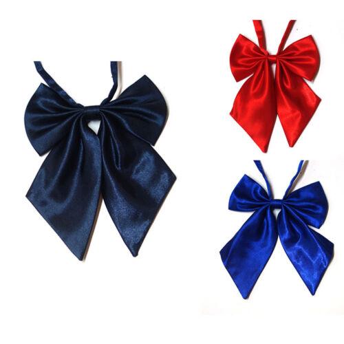 "Women Lady Girls Butterfly Bowtie Silk Bow Ties Formal Bow Tie New Fashion/"""