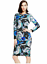 M-amp-S-Marks-and-Spencer-Autograph-Floral-Paisley-Print-Bodycon-Dress-Size-6-20 thumbnail 1