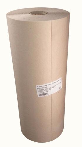 12kg öko bio Einschlag 50 cm breit 1 Rolle Ökoplus Pergament Ersatzpapier