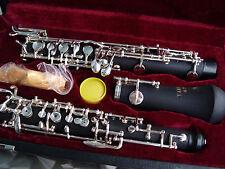 YAMA. Oboe Wooden Composite Body Obo Hautbois Oboé Oboe Silver plate