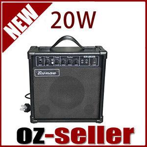 brand new 20 watt electric guitar amplifier amp ebay. Black Bedroom Furniture Sets. Home Design Ideas
