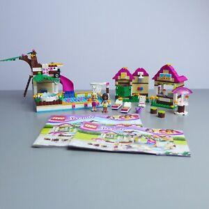 Lego Friends 41008 Heartlake City Pool 100 Complete Ebay