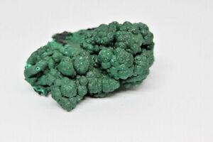 Mineral-Malachit-auf-Mangan-Zaire