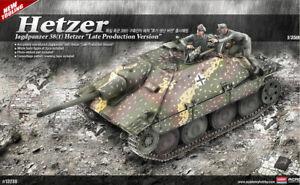 1-35-Jagdpanzer-38-t-Hetzer-Late-Production-Version-13230-Academy-Model