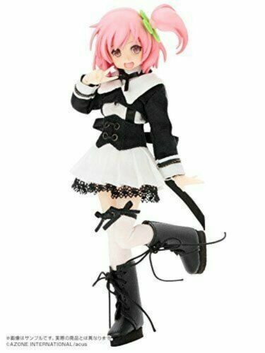 USED Azone Assault Lily Series 021 Hitotsuyanagi Riri Version 2.0 Fashion Doll