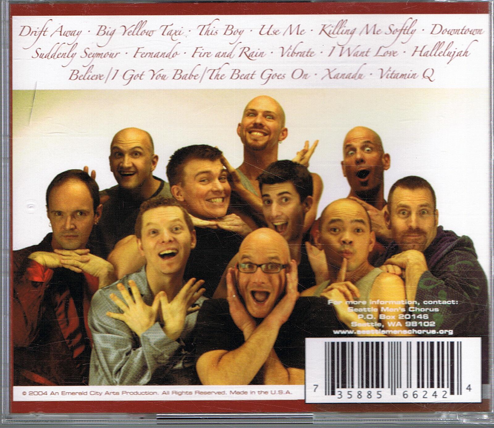 Seattle Mens Chorus Christmas 2021 Prices Undercover Captain Smartypants Cd Seattle Men S Chorus Gay Ebay
