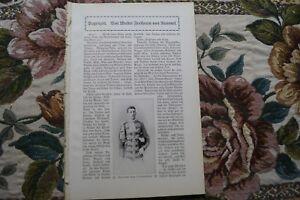 1911 Fachbericht Velhagen / Beruf Page Kulturgeschichte Limpide à Vue