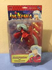 "Inuyasha 6"" Action Figure With Tetsusaiga Sword Toynami Toys VIZ Media  Series 4"