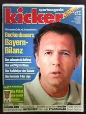 kicker Sportmagazin Nr.: 90/  46. Woche  vom 9.11.1992