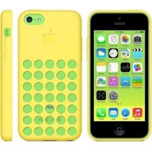 52ddfd87b86 La imagen se está cargando Apple-MF038ZM-a-Silicona-Funda-para-Iphone-5c-