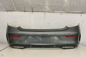 GENUINE-MERCEDES-C-CLASS-COUPE-AMG-C205-REAR-BUMPER-2015-TO-2018-A2058858438