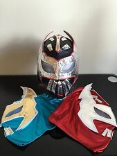 Sin Cara Authentic replica kids Wrestling masks. (WWE TNA) Wrestlers Ring
