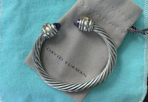 Authentic David Yurman Cable Renaissance bracelet