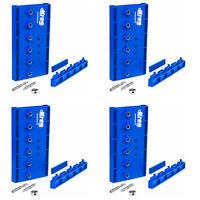 Kreg Kma3200 Hardened Steel Shelf Pin Hole Drilling Jig, 4-pack on sale