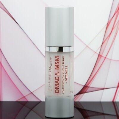 Anti Wrinkle DMAE & MSM Serum/Cream -Natural Organic-Skin Firming Treatment Care
