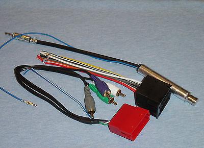 2003 vw jetta monsoon stereo wiring bose monsoon radio install stereo wire harness antenna adapter  stereo wire harness antenna adapter