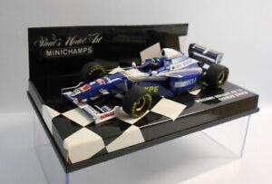 Minichamps-Escala-F1-1-43-430970004-Williams-Renault-FW19-Renault-controlador-aleman
