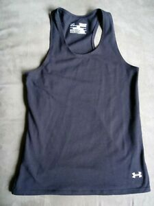 Under Armour Boys Heat Gear Loose Tank Top Youth Large New