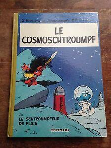le-cosmoschtroumpf-1970-les-schtroumpfs-par-peyo-bd-ancienne-dos-rond