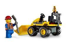 Lego 7246 City Mini Digger Terrassier Chantier complet de 2005