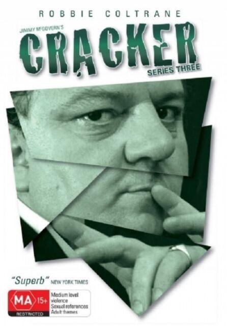Cracker : Series 3 (DVD, 2007 release, 2-Disc Set)
