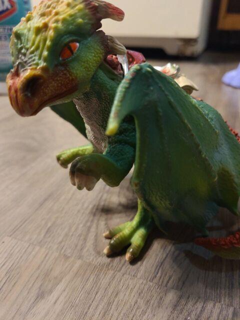 Schleich 70447 BAYALA Kishay Dragon Rider dragons toy fantasy playset RETIRED