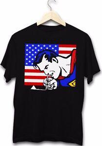 Superman-Super-Cocaine-Lines-Drugs-USA-Flag-Rave-Clubbing-Music-Festival-T-Shirt