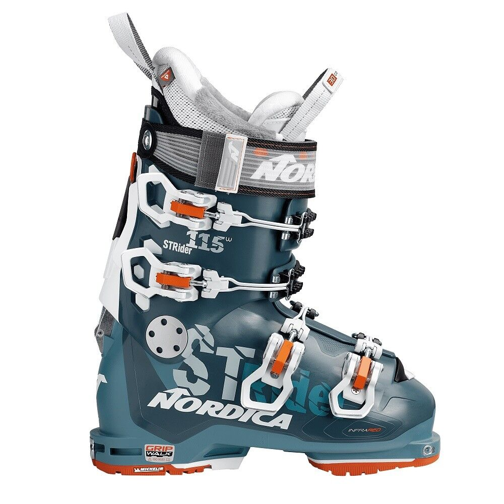 Stiefel Skiraum All Mountain Touring Freeride  NORDICA STRIDER W 115 DYN 2018 19  great selection & quick delivery