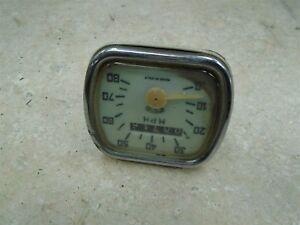 Garelli-98cc-100-TRAIL-Used-Speedometer-60s-WD-RB55