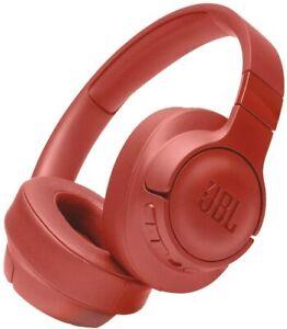 Jbl Tune 750 BT Bluetooth Inalámbrico Activo De Cancelación De Ruido Auriculares Coral