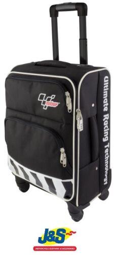 MotoGP Cabine Sac à Roulettes Valise Voyage bagages moto MOTO NOIR j/&s