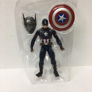 Marvel-Legends-Civil-War-Captain-America-with-BAF-Giant-Man-LOOSE