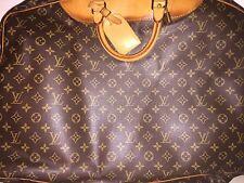 100% LOUIS VUITTON ALIZE 1 POCHES TRAVEL HAND BAG MONOGRAM M41393