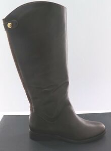 d719e10a7c9f New Women s STEVE MADDEN - Sady-W Dark Brown Leather Boot - 8.5 Wide ...