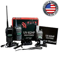 Handheld Radio Scanner Digital 2-way Antenna Transceiver Police Fire Portable Us