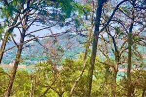 Terreno con vista al lago en Avandaro, zona del Pedregal