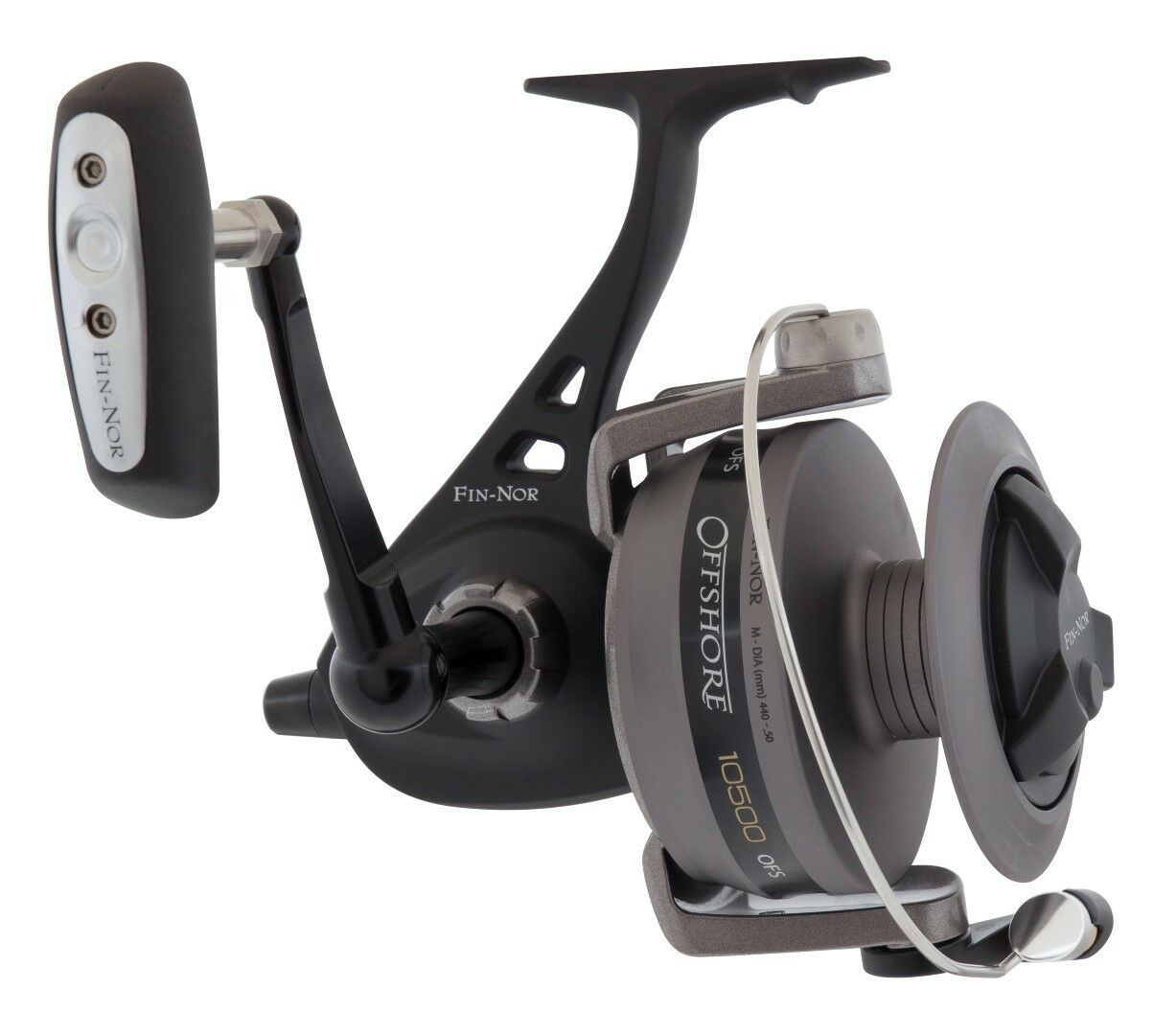 Fin-Nor Offshore Spinning - Fixed Fishing Reel - New Design