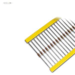 Resistance-Resistors-500-Piece-470-Ohm-5-0-25W