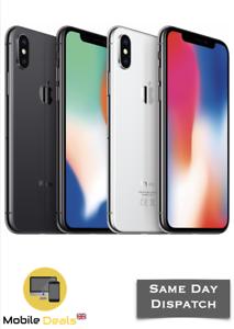 Apple-iPhone-X-iPhone-10-64GB-amp-256GB-Unlocked-SIM-Free-Smartphone-2-Colours