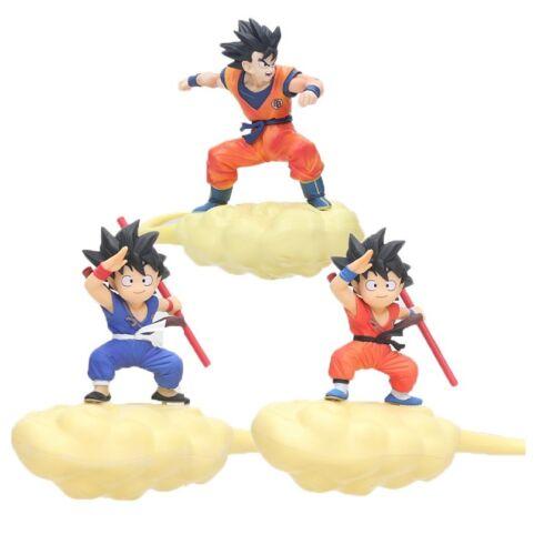 DRAGON BALL Goku Jeune goku enfant Figurine avec Kinto-un  kintoun nimbus
