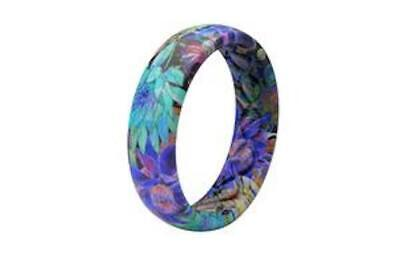 NEW WOMEN/'S SILICONE WEDDING RING TROUTRAGEOUS 5 6 7 8